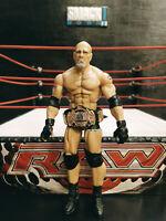 WWE MATTEL ELITE SERIES GOLDBERG EXCLUSIVE WRESTLING ACTION FIGURE DAMAGED HAND