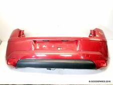Bumper Rear-Red Ekq-05 Citroen C4 VTR 1.6 3Door ref.462