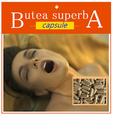 500 CAPSULES BUTEA SUPERBA HERB 500MG BEST SEXUAL ENHANCE MALE/MEN Free Shipping