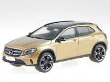 Mercedes X156 GLA-class MOPF canyonbeige diecast model car 960541 Spark 1:43