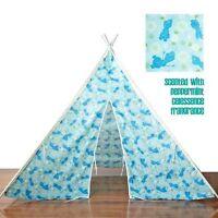 Dinsey FROZEN OLAF Teepee Tent Children Home Pretend Play Tipi Outdoor Indoor