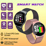 Smart Watch Fitness Tracker Blood Pressure Heart Rate Monitor For iOS Android UK