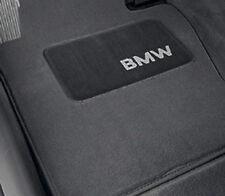 BMW Gray Carpet Floor Mats w/Pad F10 5 Series 2011-2013 535iX 550iX 82112210400