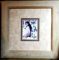 """Vintage Maija """"Silent Partners"""" Signed Print Framed & Matted"""