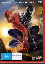 SPIDER-MAN 3 - DVD R4 Tobey Maguire 2-DISC - SET - LIKE NEW - FREE POST
