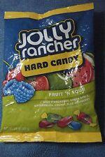 JOLLY RANCHER 3.8 oz Bag FRUIT N SOUR Flavor Hard Candy Exp.01/18