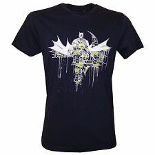 "Batman Dark Night Official Dc Comics Superhero T-Shirt - Size S 36"" - 38"" Chest"