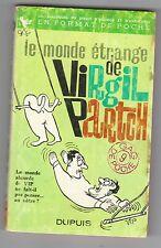 gag de poche : le monde étrange de VIRGIL PARTCH