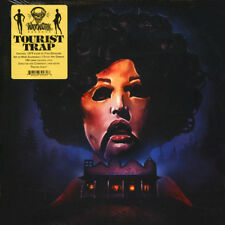 Tourist Trap Horror Movie Soundtrack LP Vinyl Record Red Black Marble 180 Gram
