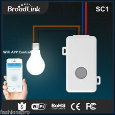 Broadlink SC1 Smart Switch 2.4G WiFi APP Remote Control Schedule Home Contorller