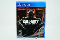 Call of Duty Black Ops III Zombie Chronicles Edition Playstation 4 Brand New PS4