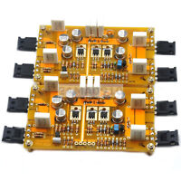 Class A Single-ended 2*PASS A3 HIFI Amplifier board IRF9610 IRF244 30W+30W DC25V