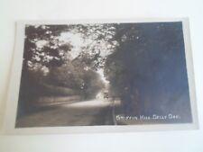 Rare Old RPPC  Griffin Hill, Selly Oak (Birmingham)   §A1776