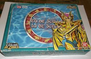 Bandai Saint Seiya 2005 Eo De Scylla the awaikener Action Figure in box
