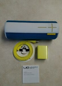 Ultimate Ears UE Boom Golden State Warriors Colors Wireless Bluetooth Speaker