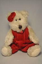 Boyds Bears & Friends - Roxanne - 8 Inch Plush Bear - Red Jumper - Bearwear