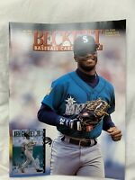 Beckett Baseball Monthly Price Guide July 1995 Issue #124 - Ken Griffey Jr Cover