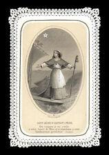 santino santo atado tarjeta-canivet LETAILLE-SAN DESIR D'ABANDON PARA MARIE 11