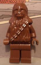 Star Wars lego minifigure CHEWBACCA 8038 7958 7879 wookie wookiee mini figure