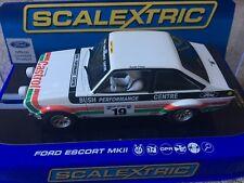 Scalextric Ford Escort MK2  Castrol Rally Car C3416 New Boxed DPR