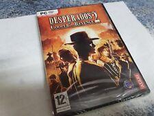 PC Cooper's Revenge 2 Desperados nuevo precintado español