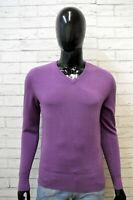 Maglione Uomo OBJ Taglia M Pullover Felpa in Lana Sweater Man Maglia Cardigan