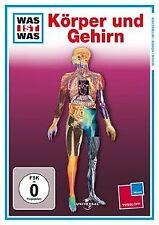 WAS IST WAS TV: Körper und Gehirn | DVD | Zustand gut