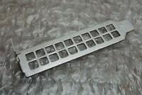 Dell F732D Optiplex 760 960 980 990 Low Profile Vented PCI Blanking Plate Cover