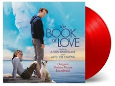 BOOK OF LOVE (SOUNDTRACK; LIMITED  RED LP; J.TIMBERLAKE/M.OWENS) 2 VINYL LP NEW
