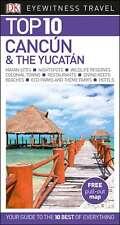 Top 10 Cancun & The Yucatan (DK Eyewitness Top 10 Travel Guide), DK, New Book