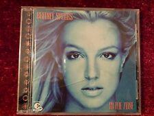 SPEARS BRITNEY - IN THE ZONE. CD.