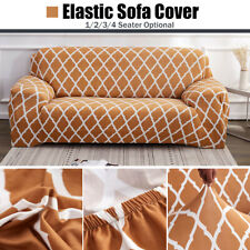 2 Seater Sofa Couch Full Cover Washable Slipcover Chair Protector Mat Pet  .'