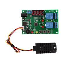Digital Temp Humidity Measure Control Board Module Relay Thermostat DC5~24V M4E8