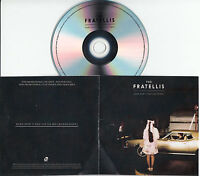 THE FRATELLIS Baby Don't You Lie To Me 2015 UK 1-trk promo test CD