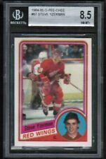 1984 85 OPC O-Pee-Chee #67 Steve Yzerman Rookie Rc BGS 8.5 NM-MT+ Red Wings HOF