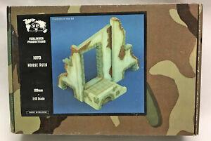 Verlinden 120mm House Ruin 1/15 Kit  #1073