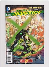 DC Comics! Justice League! Issue 8! The New 52!