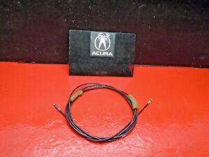 94-01 ACURA INTEGRA TRUNK HATCH DOOR LID HANDLE RELEASE CABLE LINE WIRE SEDAN 4D
