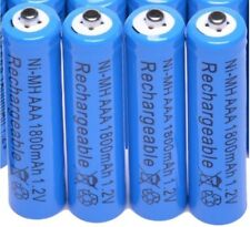 AAA 1800mAh 1.2V NiMH Rechargeable Cell Battery Batteries New x 4
