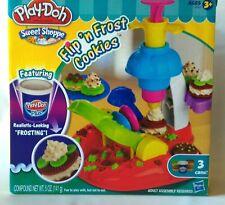 Play Doh Sweet Shoppe Flip 'N Frost Cookies Set NEW