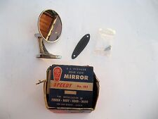 Vintage NOS Mirror 40s 50s 60s Chevy Ford Olds Buick Pontiac Chrysler