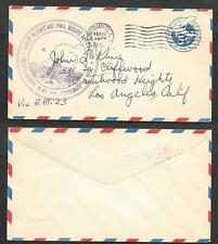 1932 First Flight Air Mail Cover - Montgomery, Alabama
