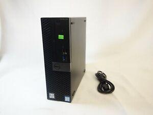 Dell OptiPlex 7050 SFF | i5-6600 | 8GB RAM | 1000 GB HDD | LINUX