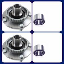 FRONT WHEEL HUB & BEARING FOR KIA SORENTO 2003-2006 4WD WITH ABS -PAIR FAST SHIP