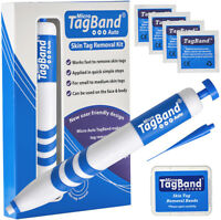 Micro Auto TagBand Skin Tag Removal Kit. Fast & Effective Skin tag Remover