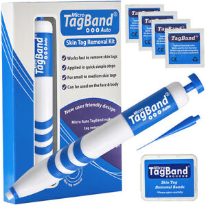 Micro Auto TagBand Skin Tag Removal Kit