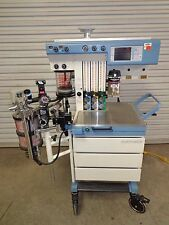 Draeger Drager Narkomed GS Anesthesia Machine System 19.1 Gas ISO
