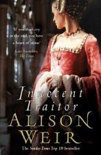 Weir, Alison, Innocent Traitor, Very Good, Paperback