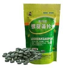 Spirulina Veggie Algae Wafers Tablets Catfish Tropical Bulk 100g Fish Food Feed