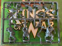 Mantic Kings of War Orc Ax Troop Sprue Fast & Free P&P UK (Warhammer, KOW, Orcs)